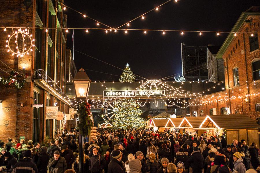 The Toronto Christmas Market Besocial Events